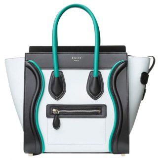 66bf6a4074fa You re viewing  Wholesale Handbags Céline Mirror Luggage Micro 3-color Leather  Tote celine replica trio bag £1
